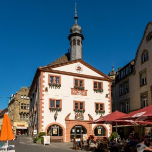 Bad Kissingen Altes Rathaus Kissvino